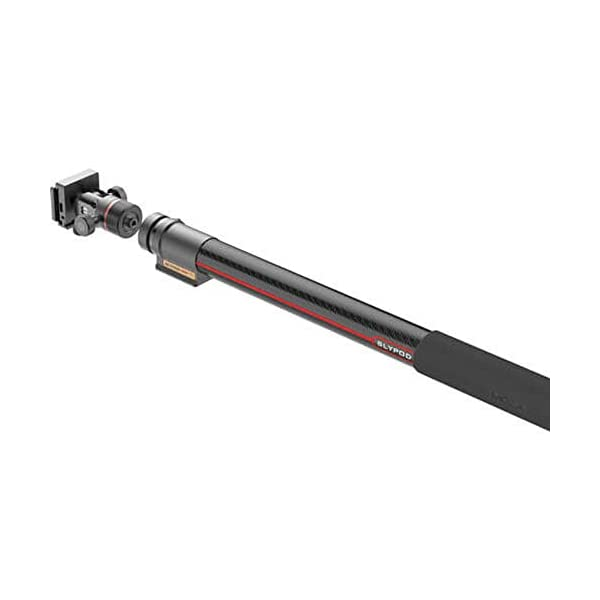 RetinaPix Gudsen Moza Slypod Motorized Carbon Fiber Slider and Monopod