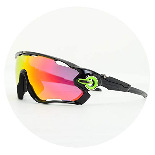 Men Women Cycling Glasses Outdoor Sport Mountain Bike MTB Bicycle Glasses Motorcycle Sunglasses Eyewear Oculos Ciclismo,070-06