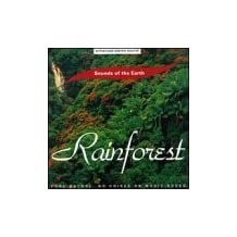 Sounds of Earth: Rainforest by Sounds of the Earth
