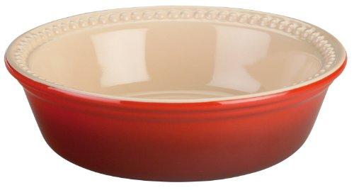 Le Creuset Stoneware 8-Ounce Petite Pie Dish, Cherry