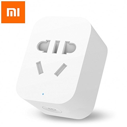 HAPQIN Original Xiaomi Mi Smart WiFi Socket APP Remote Control Timer Power Plug Power Detection - ZigBee Version