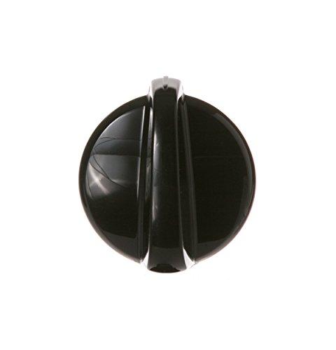 Knob Black Valve - 2