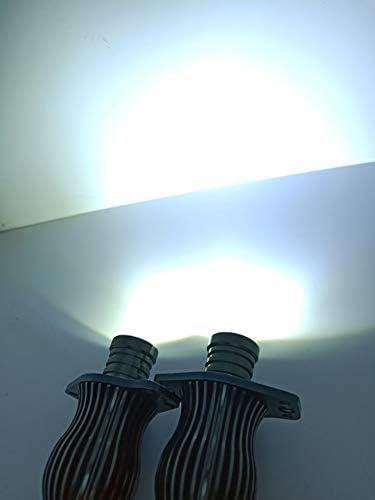 CREE-XTE chip de faro Xen/ón ojo de /ángel l/ámpara de luz diurna de funcionamiento diurno para Serie 3 Bombilla del faro E90-20W
