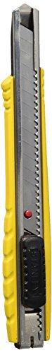 Stanley FatMax Cutter, 9mm Klingenlänge, rutschfester Griff, selbstverriegelnder Klingenschlitten, 0-10-411