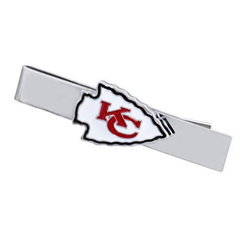 Promotioneer Mens Rugby The Team Logo Symbol Series Tie Bar Tie Clip with Gift Box