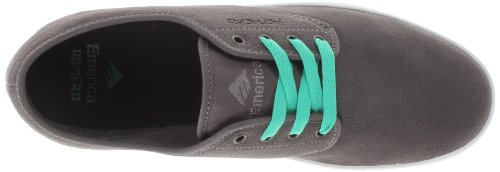 Dark Uomo Laced Sneaker Emerica Grey Romero Mns By Gris Leo Grigio awzHHPZq