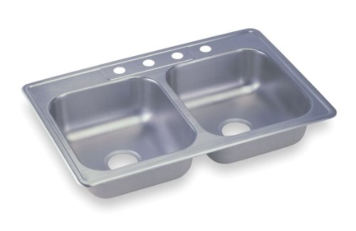 Ss Sink 4 Hole - 4