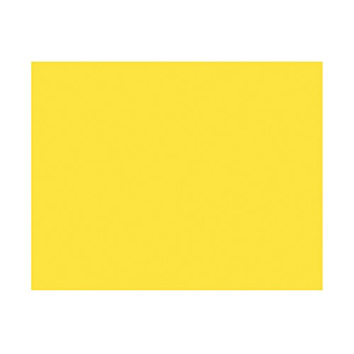 ArtSkills Poster Board, 22 x 28 Inches, Pack of 25, Yellow (PA-1950) by ArtSkills (Image #3)'