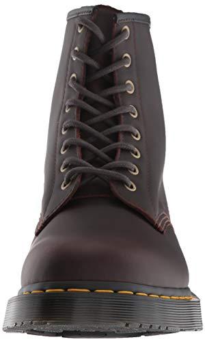 Unisex 8 Boot Cacao Botas Dr Martens Brown 1460 Eye xIqq0EU8