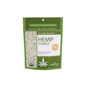 NAVITAS SEED HEMP SHELD, 8 OZ
