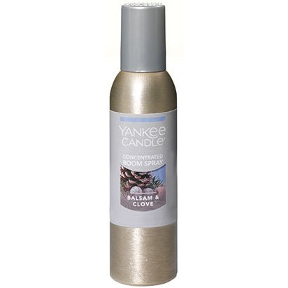 (Yankee Candle Balsam & Clove Concentrated Room Spray)