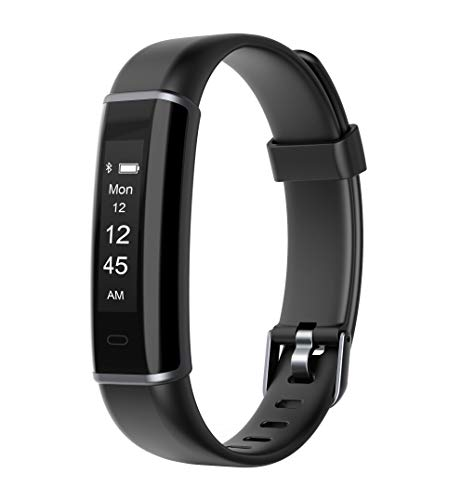 Fitness Tracker, KEEPONFIT Fitness Watch Activity Tracker with Sleep Monitor, Smart Pedometer Watch for Step Distance Calories - Sleep Tracker Activity