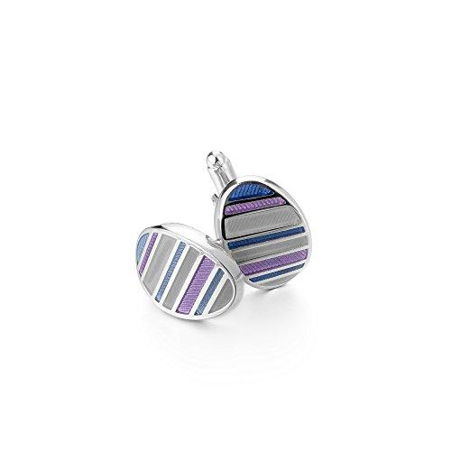 Alimens Gentle Cufflink Circular Crystal product image