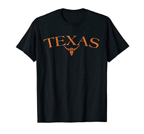 Vintage Big Texas Longhorn Bull T-shirt