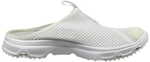 White 3 Trail Adults' Salomon Unisex Silver Slide 0 White Shoes Running x Metallic Rx White IUvIxwY