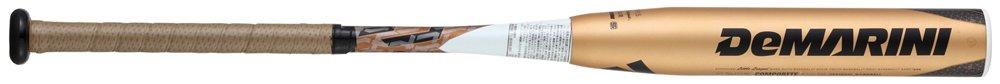 ウイルソン(Wilson) ディマリニ(DeMARINI) CF5 リトルリーグ用硬式バット WTJLLFL B0061TVMAGゴールド×ホワイト 79cm/610g平均