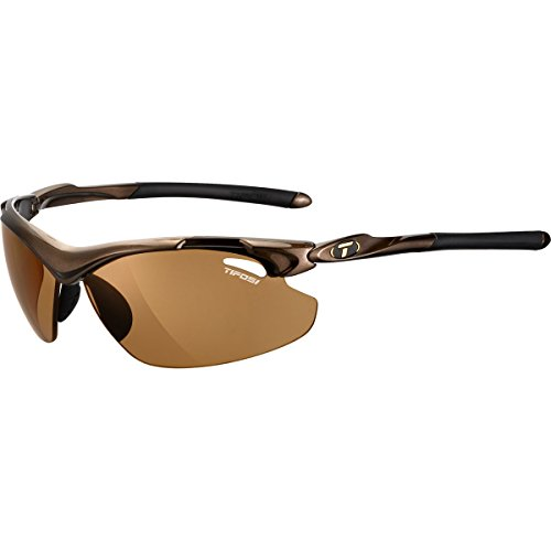 Tifosi Tyrant 2.0 Polarized Sunglasses Mocha / Brown Polarized Fototec One Size