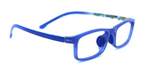 TIJN Classic Rectangle Frame Eye Glasses for Kids Children Age - Cheap Glasses Kids Online
