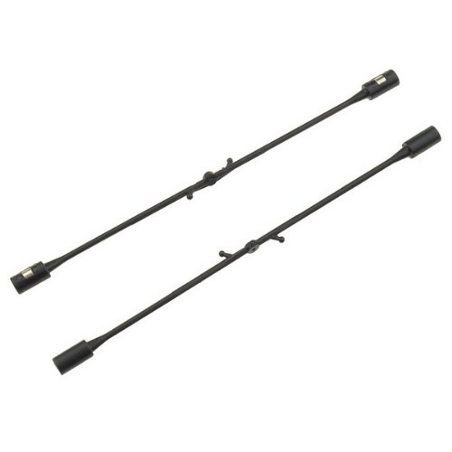Neewer® R/C Helicopter Spare Parts Stabilizer Balance Bar for WLtoys V911 (4-pcs (V911 Helicopter Parts)