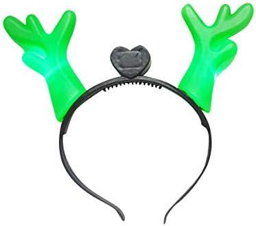 Mammoth Sales Set of 12 LED Light up Flashing Pumpkin Heads Halloween Glasses Shades