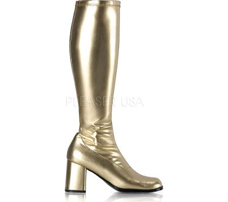 Funtasma GOGO-300 - zapatos carnaval traje Halloween, US-Damen:EU-43 / US-12 / UK-9