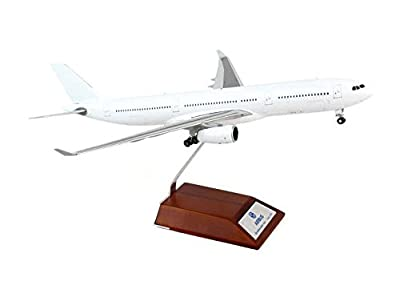 JC2WHT104 Jcwings Blank A330-300 1:200 W:Stand Model Airplane