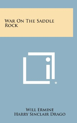 book cover of War On The Saddle Rock