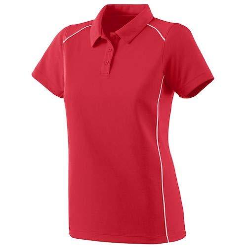 Augusta Sportswear Ladies Winning Streak Polo 2XL - Sportswear Womens Shirt Augusta