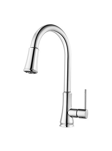 Pfister G529PF1C Pull Down Polished Water Efficient product image
