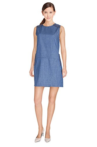 Cherry Paris CT-5960 Robe Bleu T2