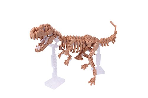 Nanoblocks Nbm012 Nb - T-Rex Skeleton Model Building for sale  Delivered anywhere in USA