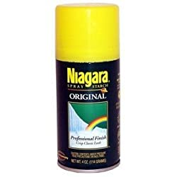 Niagara Professional Finish Original Spray Starch 4 Ounces (Pack of 12)