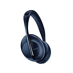 Bose Noise Cancelling Headphones 700- Casque Bluetooth à Réduction de Bruit sans Fil Doté du Contrôle Vocal d'Alexa, Triple Midnight