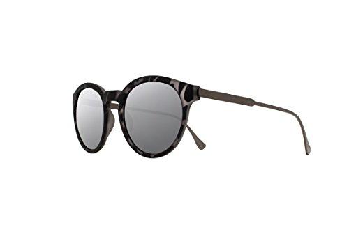 Joes Jeans Women's Jj 7028 Fashion Polarized Round Sunglasses, Grey, 145 - Sunglasses Jeans Joe's