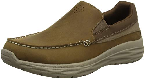 Brown Ortego Size Shoes Harsen Skechers 41 qEnptqx