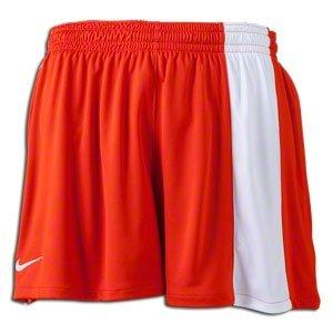 Nike Womens Soccer Striker Short Orange zeSlXprn4