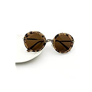 Generic 2014 New Street beat retro round frame sunglasses