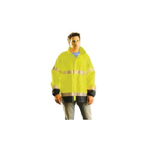 Occunomix Rainwear - Occunomix Occulux Rainwear Coat 2X Yellow by Occunomix