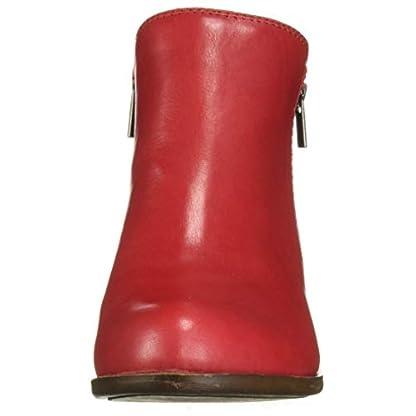 Lucky Brand Women's LK-Basel Ankle Boot, Garnet, 6.5 2