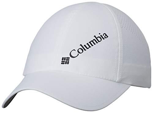 Columbia Unisex Silver Ridge III Ball Cap,White