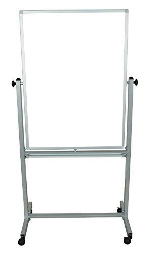 Reversible Presentation Board (LUXOR MB3040WW Reversible Magnetic Whiteboard)
