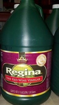 Regina: Fine Red Wine Vinegar 1 Gallon (2 Pack)
