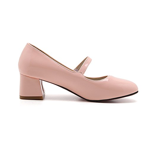 HeelPump con cuña Sandalias mujer Shoes Fashion Rosa Pqwdtadx