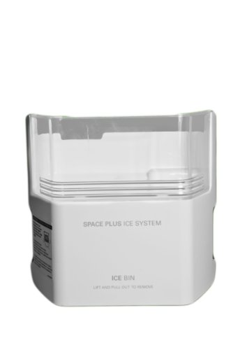 Price comparison product image LG Electronics AKC55858901 Refrigerator / Freezer Ice Maker Assembly,  White with Clear Trim