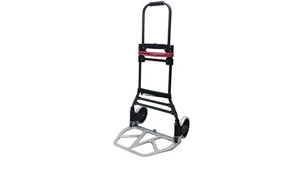 Excellent Folding Hand Truck 275 Lb Ld Cap Steel Amazon Com Evergreenethics Interior Chair Design Evergreenethicsorg