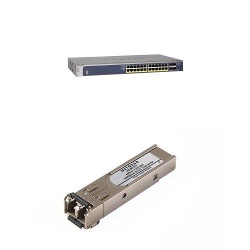 NETGEAR ProSAFE M4100 24G POE 24 Port GSM7224P 100NES