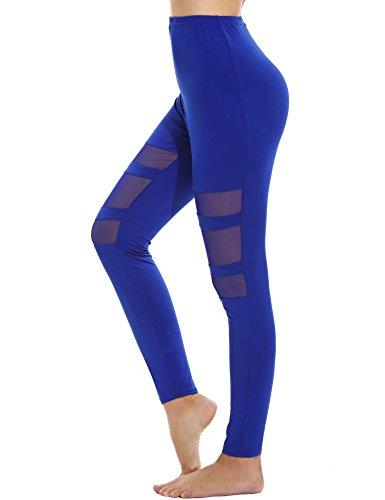 Meaneor Fitness Active Elastic Leggings