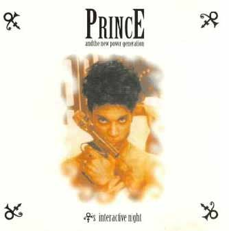 Artist Formally Known As Prince (Prince's Interactive Night)