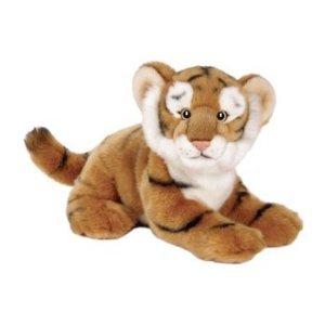 (Webkinz Signature Deluxe Plush Figure Endangered Bengal Tiger)