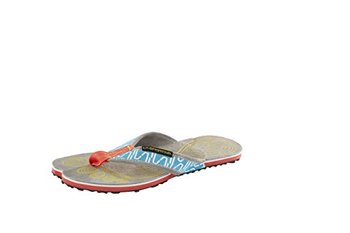 Sportiva La Sandales Swing vert bleu 42 Modèle Women Sandals Femme 2018 Bd16wdxq